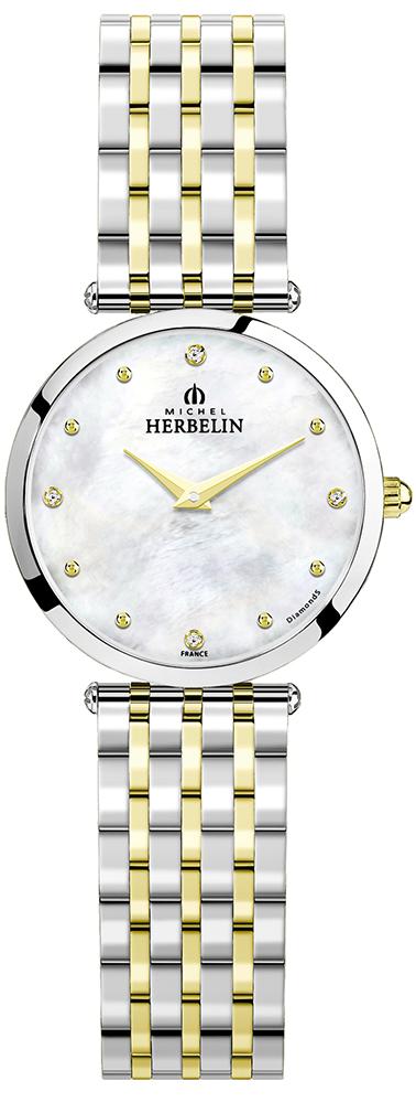 Michel Herbelin 17116/BT89 - zegarek damski