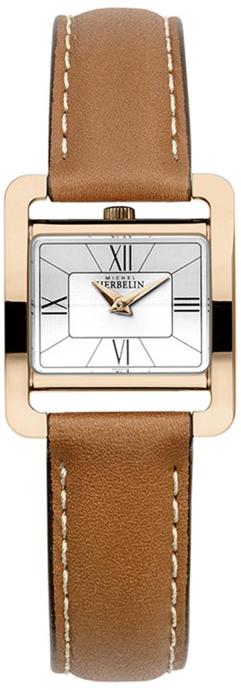 Michel Herbelin 17137/PR08GO - zegarek damski
