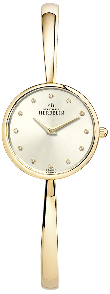 Michel Herbelin 17408/BP53 - zegarek damski