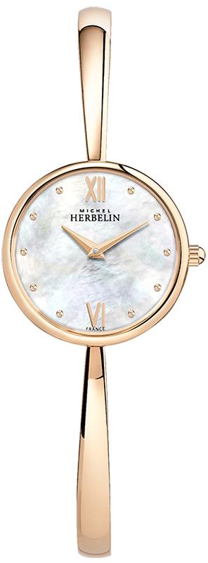Michel Herbelin 17408/BPR19 - zegarek damski