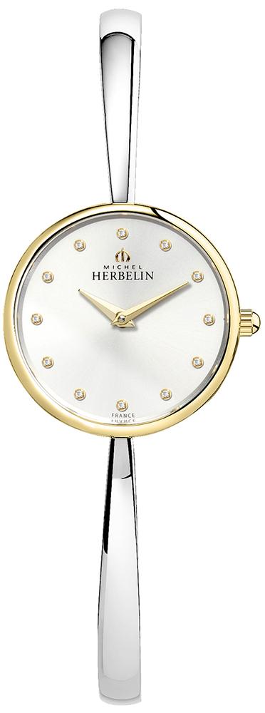 Michel Herbelin 17408/BT52 - zegarek damski