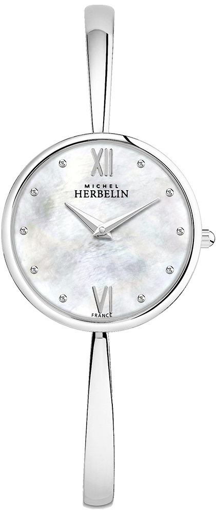 Michel Herbelin 17418/B19 - zegarek damski