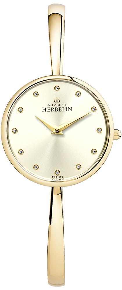 Michel Herbelin 17418/BP53 - zegarek damski