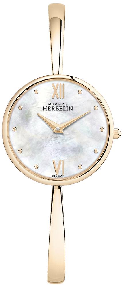 Michel Herbelin 17418/BPR19 - zegarek damski