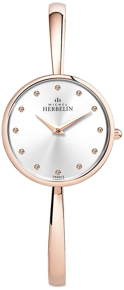 Michel Herbelin 17418/BPR52 - zegarek damski