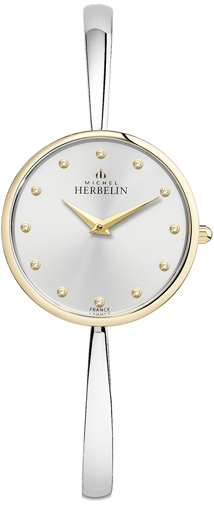 Michel Herbelin 17418/BT52 - zegarek damski