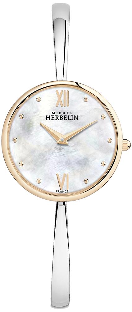Michel Herbelin 17418/BTR19 - zegarek damski