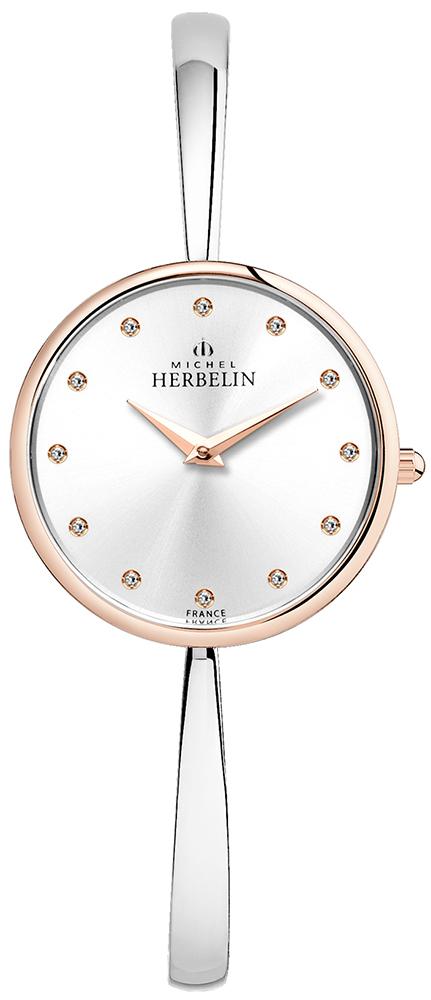 Michel Herbelin 17418/BTR52 - zegarek damski