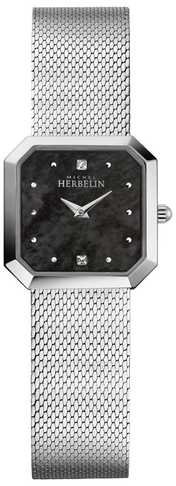 Michel Herbelin 17426/B49 - zegarek damski