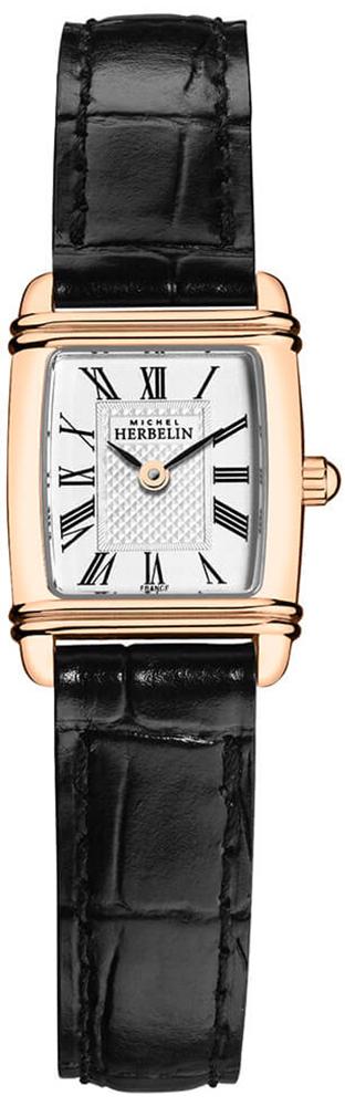 Michel Herbelin 17438/PR08 - zegarek damski