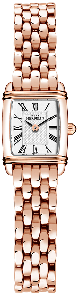 Michel Herbelin 17438/PR08B - zegarek damski