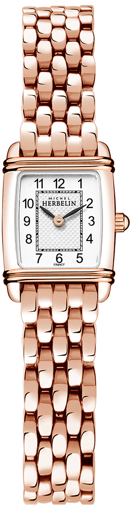 Michel Herbelin 17438/PR22B - zegarek damski