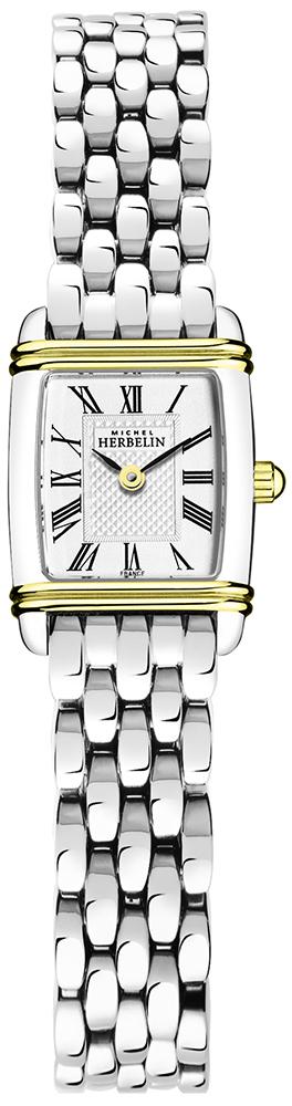 Michel Herbelin 17438/T08B - zegarek damski