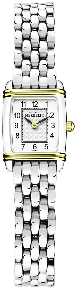 Michel Herbelin 17438/T22B - zegarek damski