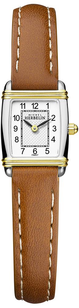 Michel Herbelin 17438/T22GO - zegarek damski
