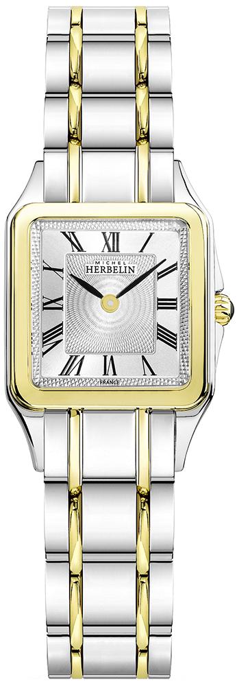 Michel Herbelin 17457/BT01 - zegarek damski
