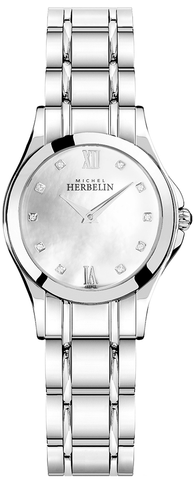 Michel Herbelin 17487/B59 - zegarek damski