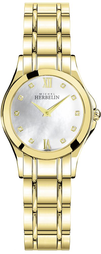 Michel Herbelin 17487/BP59 - zegarek damski
