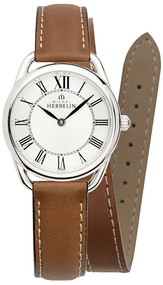 Michel Herbelin 17497/08GOL - zegarek damski