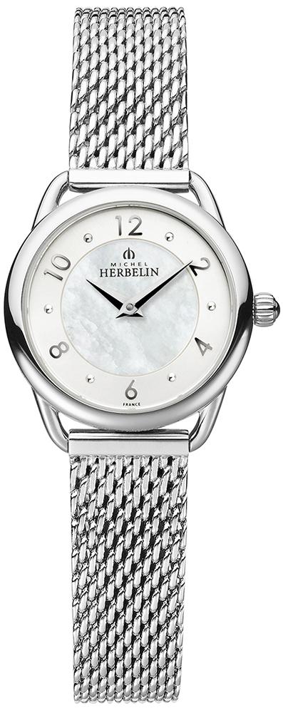 Michel Herbelin 17497/29B - zegarek damski