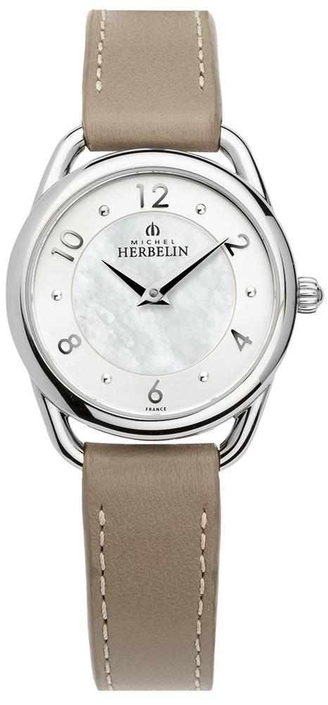 Michel Herbelin 17497/29GR - zegarek damski