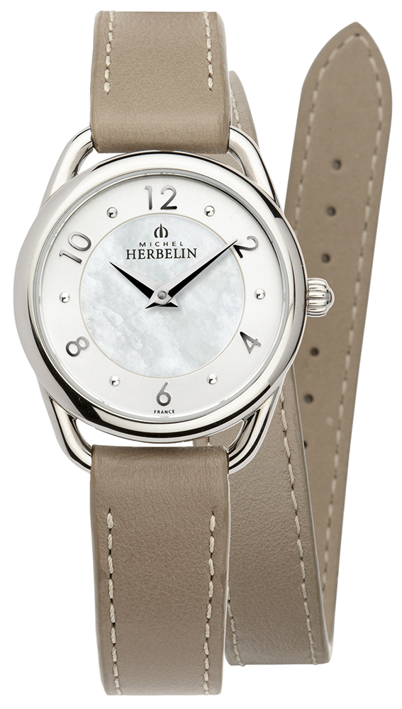 Michel Herbelin 17497/29GRL - zegarek damski