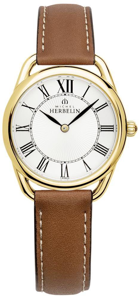 Michel Herbelin 17497/P08GO - zegarek damski
