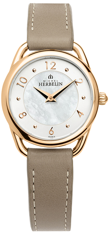 Michel Herbelin 17497/PR29GR - zegarek damski
