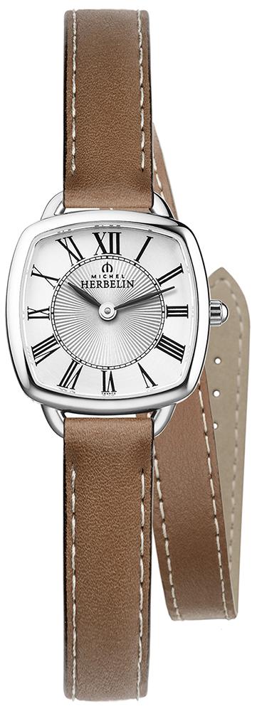 Michel Herbelin 17499/08GOL - zegarek damski