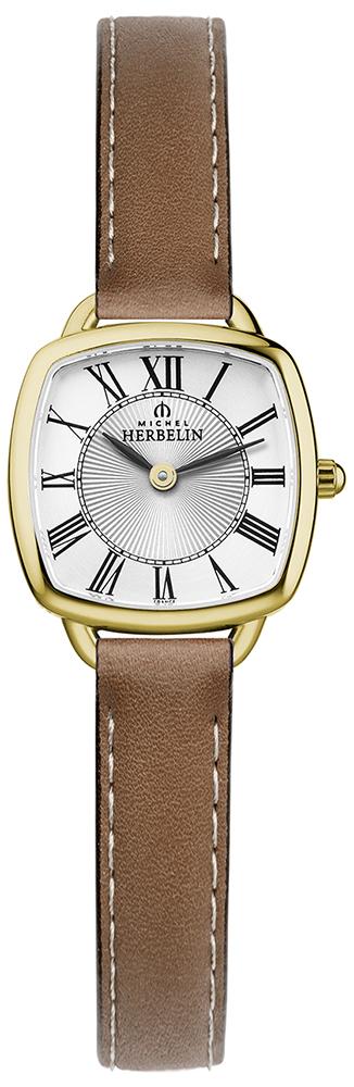 Michel Herbelin 17499/P08GO - zegarek damski