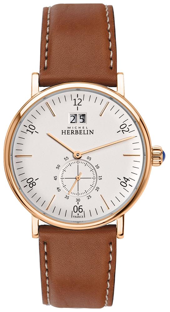 Michel Herbelin 18247/PR11GO - zegarek męski