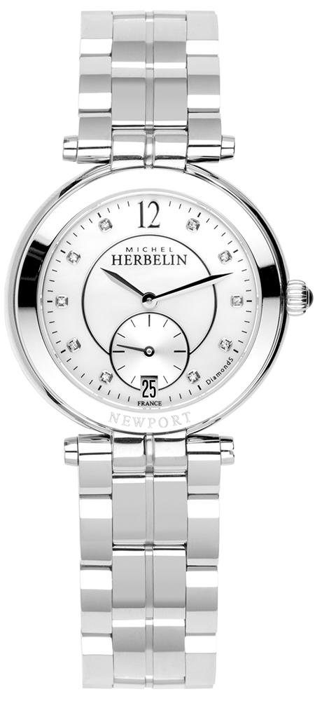 Michel Herbelin 18384/B89 - zegarek damski