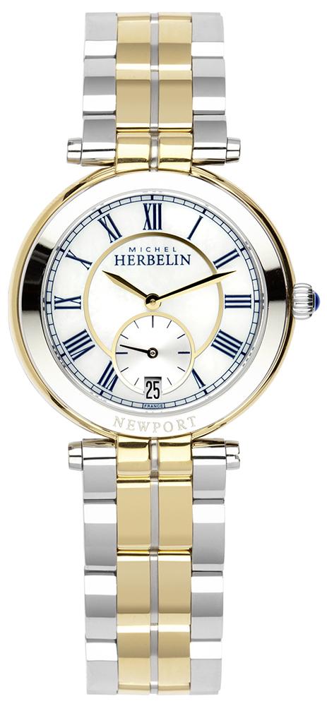 Michel Herbelin 18384/BT29 - zegarek damski