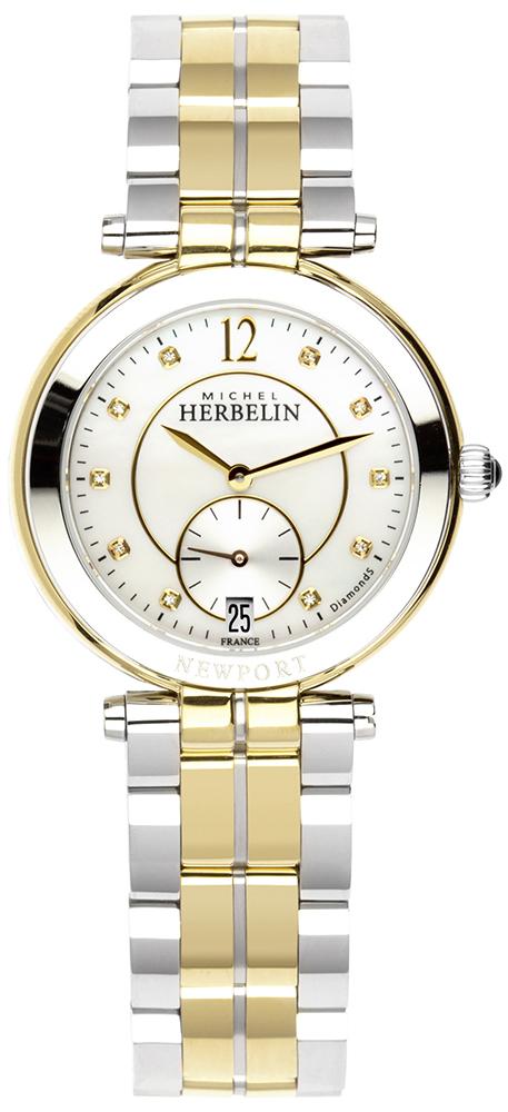 Michel Herbelin 18384/BT89 - zegarek damski