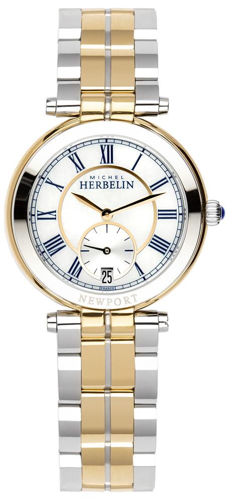 Michel Herbelin 18384/BTR29 - zegarek damski