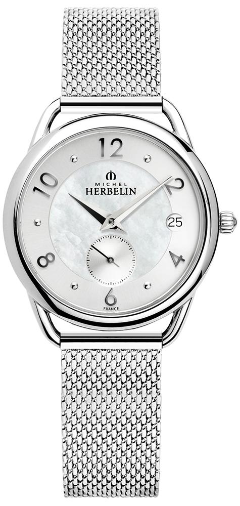 Michel Herbelin 18397/29B - zegarek damski