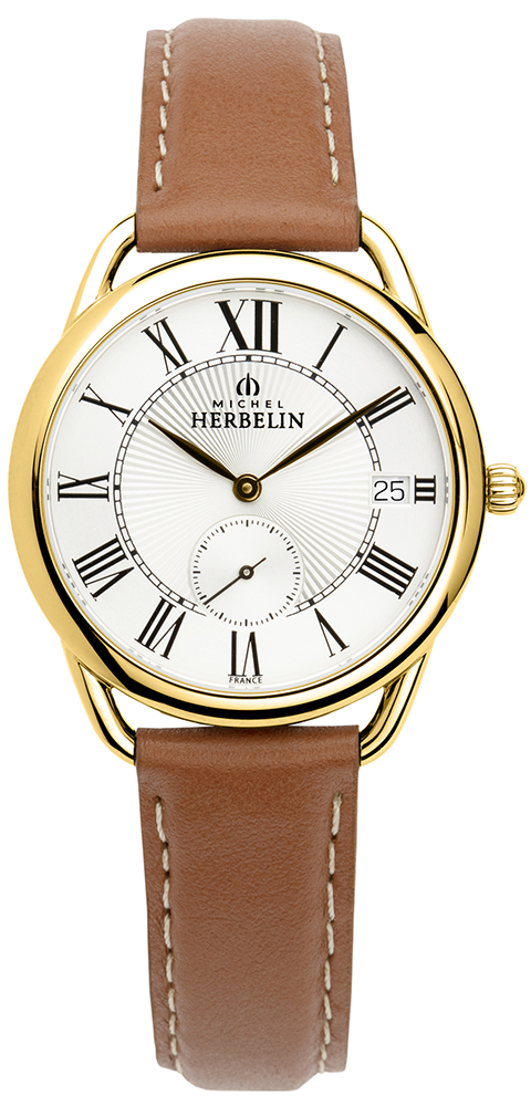 Michel Herbelin 18397/P08GO - zegarek damski