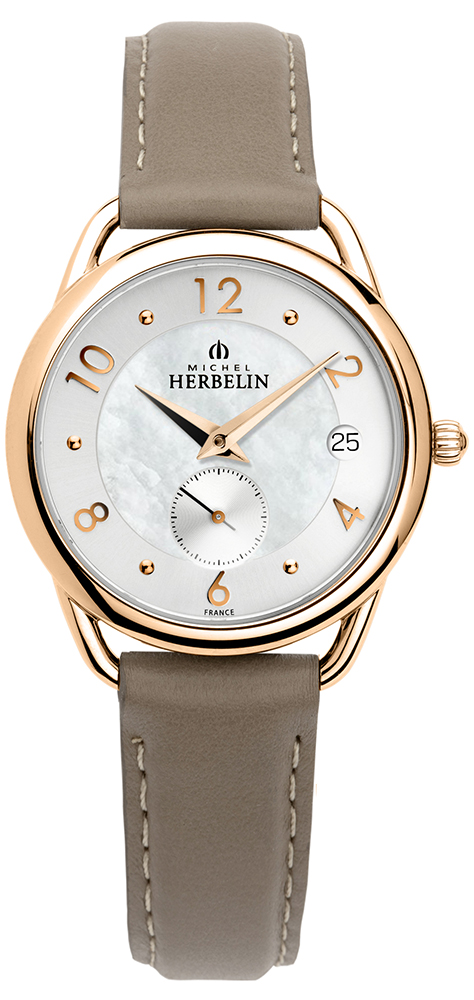 Michel Herbelin 18397/PR29GR - zegarek damski