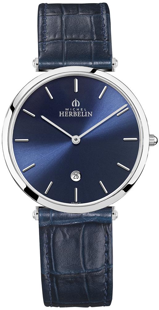 Michel Herbelin 19406/15BL - zegarek męski