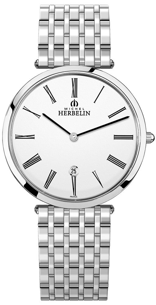 Michel Herbelin 19416/B01N - zegarek męski