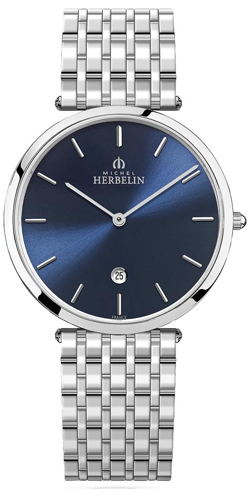 Michel Herbelin 19416/B15 - zegarek męski