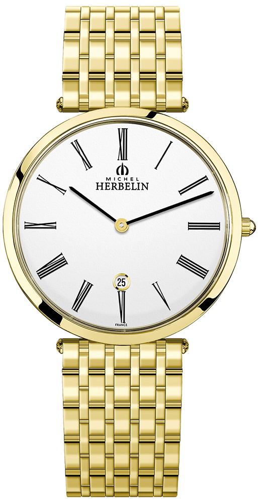 Michel Herbelin 19416/BP01N - zegarek męski