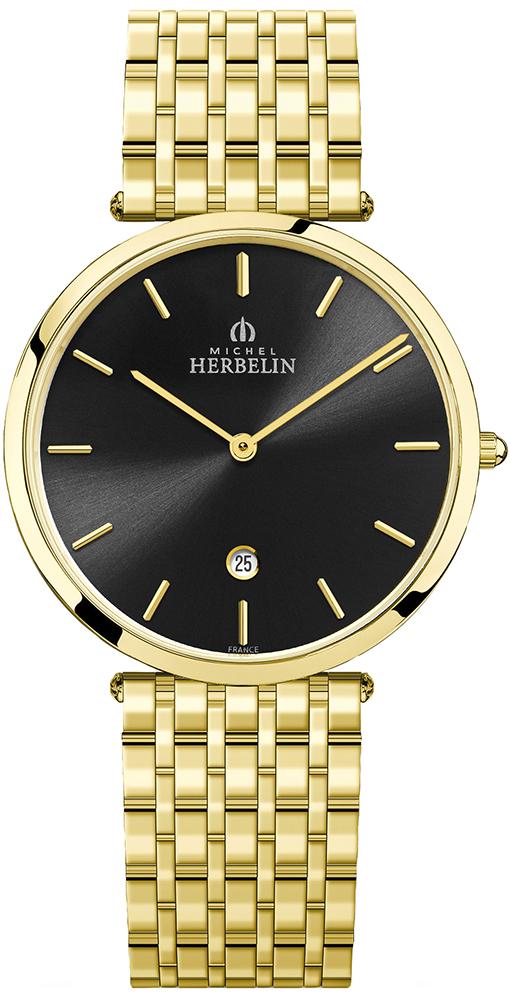 Michel Herbelin 19416/BP14N - zegarek męski