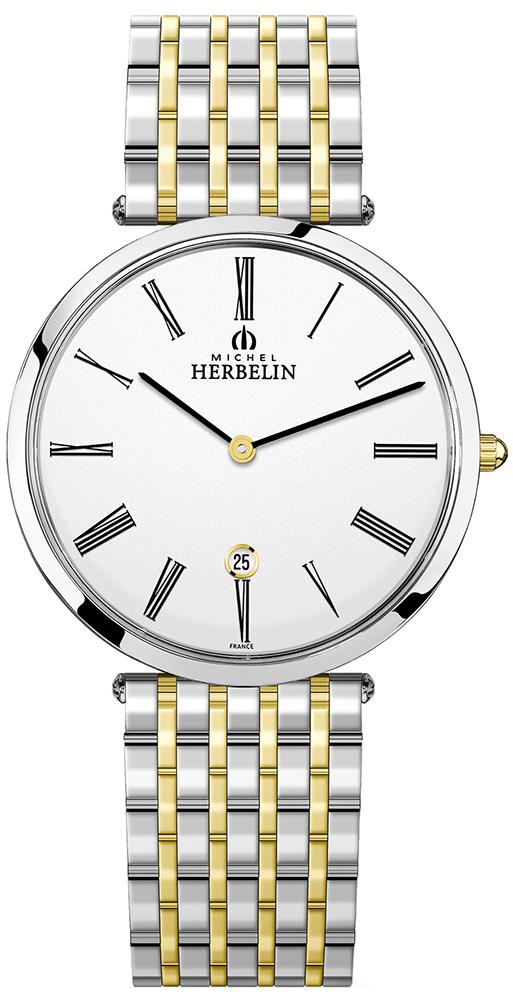 Michel Herbelin 19416/BT01N - zegarek męski