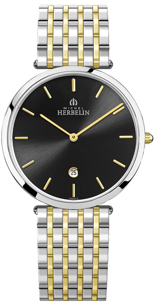 Michel Herbelin 19416/BT14N - zegarek męski