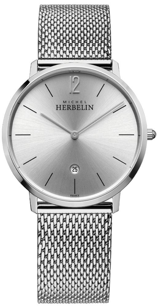 Michel Herbelin 19515/11B - zegarek męski