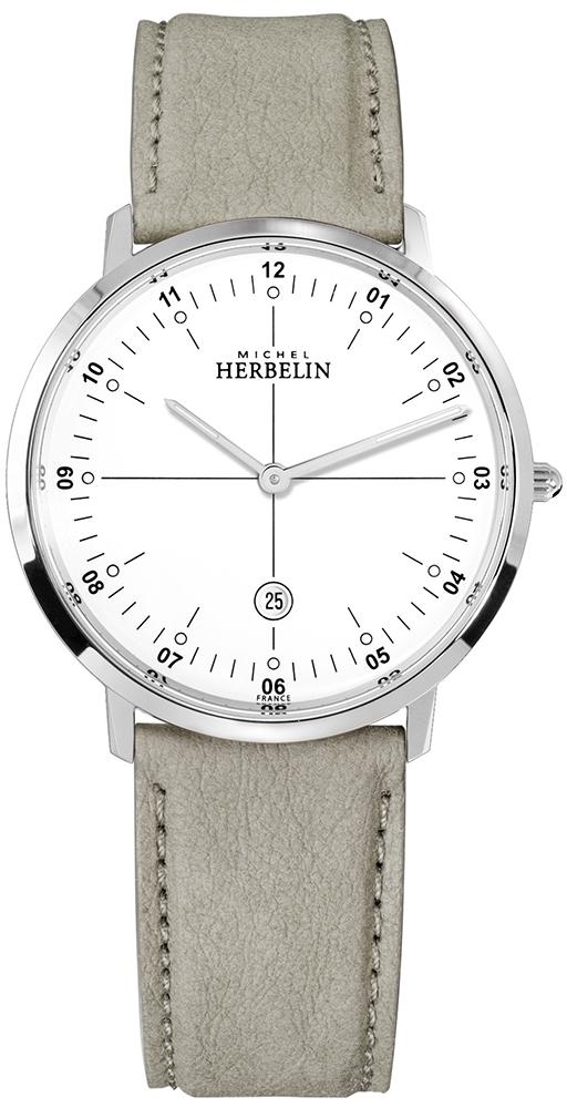 Michel Herbelin 19515/12LKN - zegarek męski