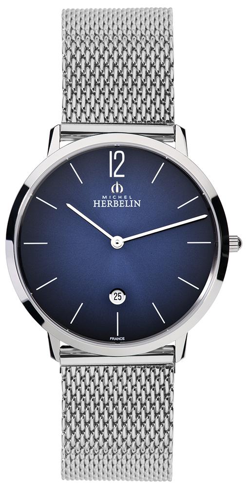 Michel Herbelin 19515/15B - zegarek męski