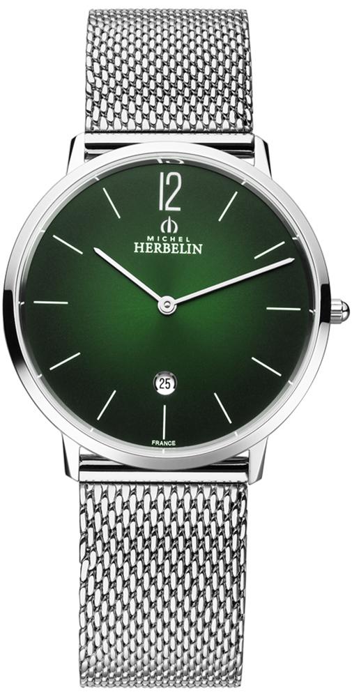 Michel Herbelin 19515/16NB - zegarek męski