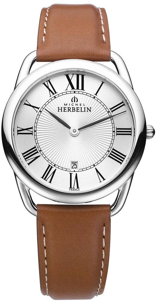 Michel Herbelin 19597/08GO - zegarek męski